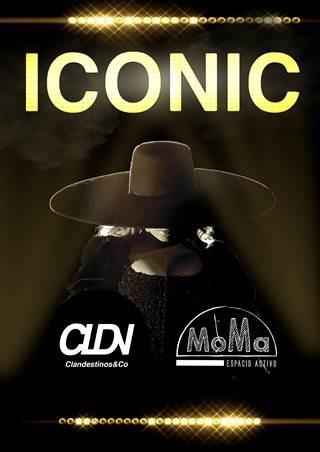 """https://www.toledo.es/wp-content/uploads/2021/05/iconic.jpg. CORPUS 2021. Las plazas se llenan de danza: Moma Espacio Activo. """"ICONIC"""""""