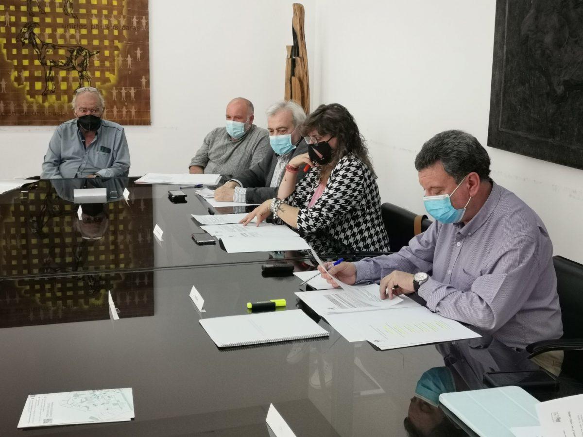 https://www.toledo.es/wp-content/uploads/2021/05/img_20210525_191202-1200x900.jpg. El Consejo de Participación del Polígono clasifica los cinco proyectos a cargo del presupuesto destinado a iniciativas vecinales