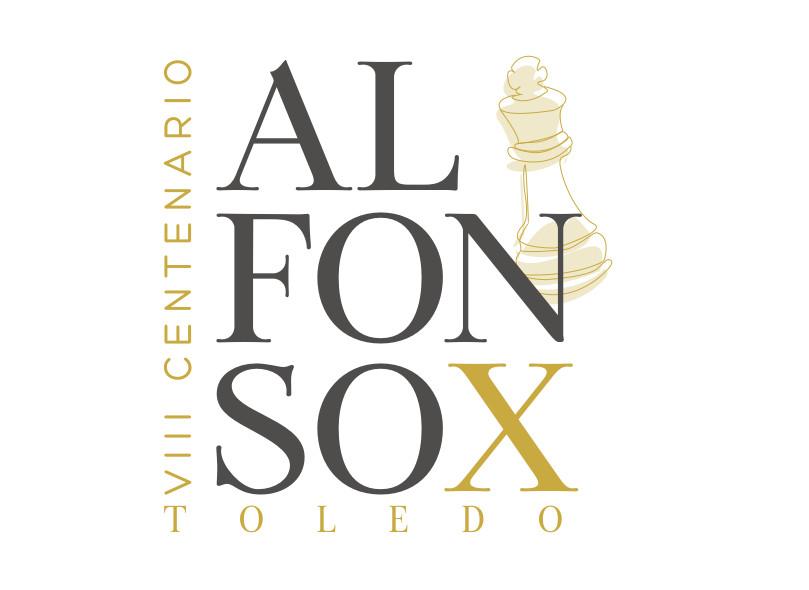https://www.toledo.es/wp-content/uploads/2021/05/logoalfonsox_blanco.jpg. Zocodover acoge 'Las mañanas de RNE' de Íñigo Alfonso y Pepa Fernández con motivo del VIII Centenario de Alfonso X