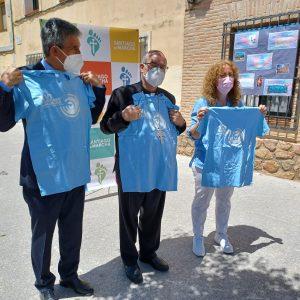 l Ayuntamiento apoya la Marcha Solidaria de 'Santiago el Mayor' que recaudará fondos para los conventos de clausura de Toledo