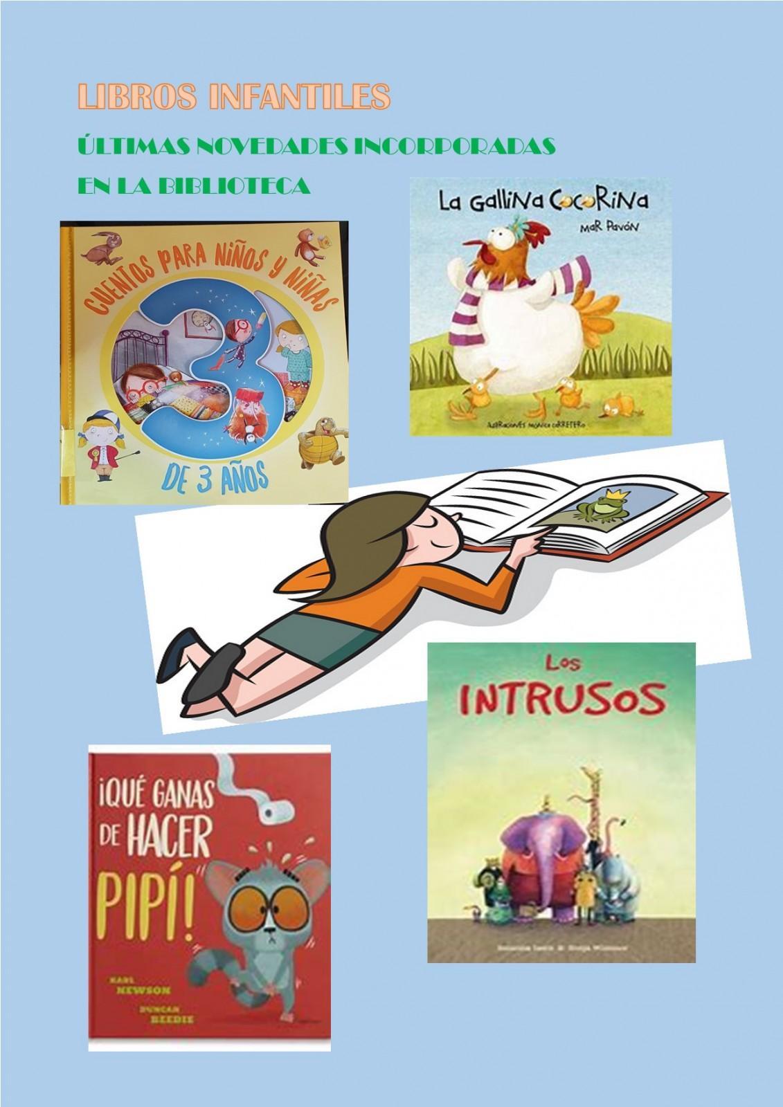 Novedades Libros Infantiles JPG