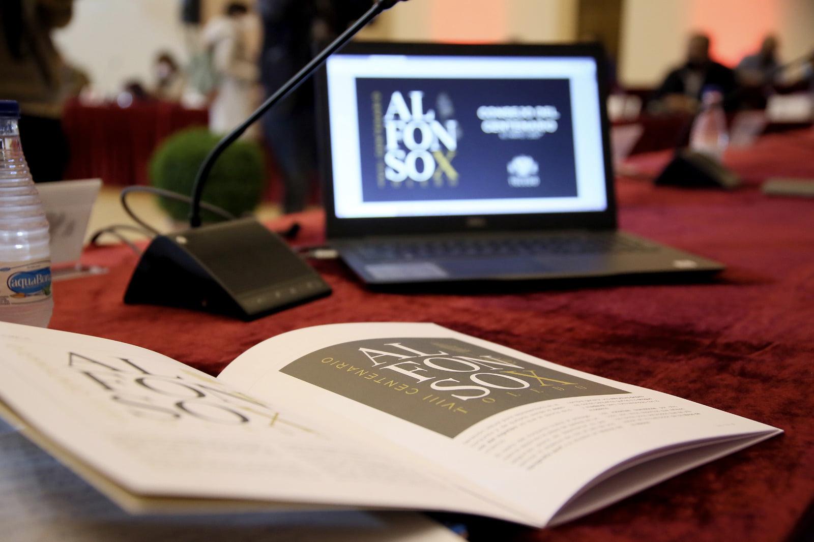 Presentación Alfonso X