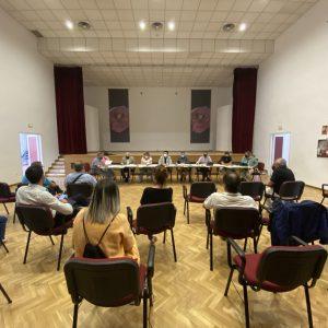 os Consejos de Participación de Santa Bárbara y el distrito del Casco Histórico y Azucaica debaten sus iniciativas vecinales