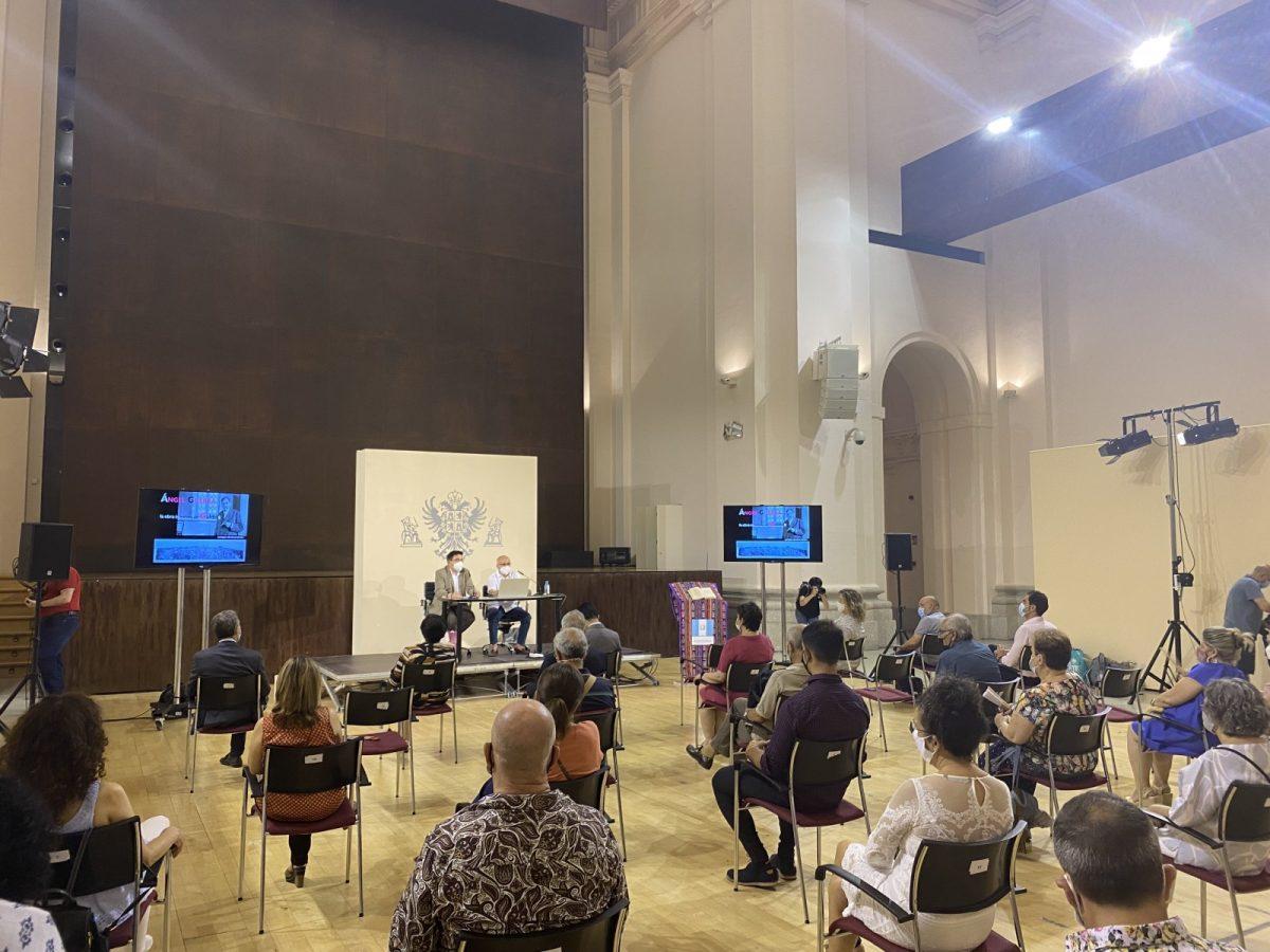 https://www.toledo.es/wp-content/uploads/2021/06/galdos-03-1200x900.jpg. Éxito de acogida en la conferencia del periodista Sánchez Lubián sobre Galdós, organizada por el Ayuntamiento