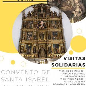Visitas Solidarias al Convento de Santa Isabel de los Reyes