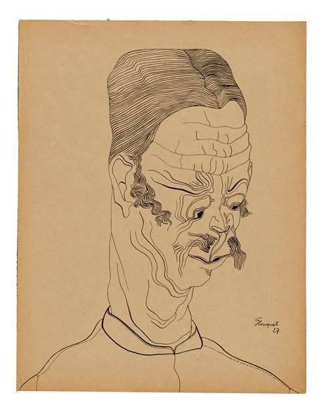 https://www.toledo.es/wp-content/uploads/2021/06/image003.jpg. Exposición: Pierre-Louis Flouquet. Retratos Imaginarios