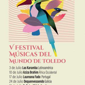 Festival de Músicas del Mundo: Dequenvessendo