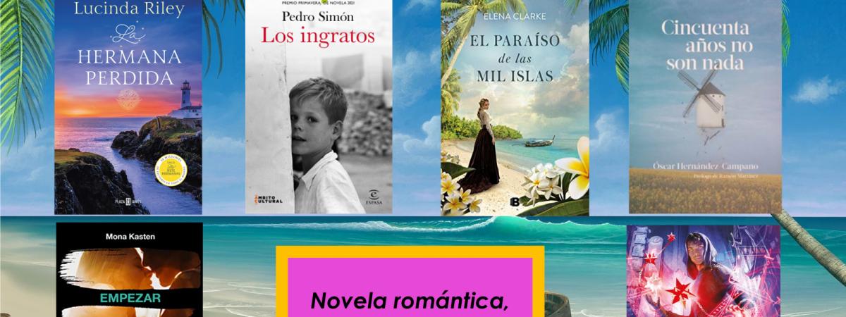 NOVEDADES DE LITERATURA JUVENIL Y DE ADULTOS…