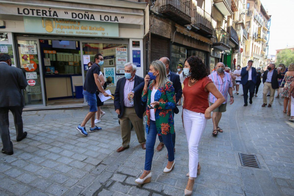 https://www.toledo.es/wp-content/uploads/2021/07/calle_ancha_48-1200x800.jpg. Milagros Tolón inaugura la renovación de la calle Comercio y anuncia un plan de inversiones a dos años para las calles del Casco Histórico