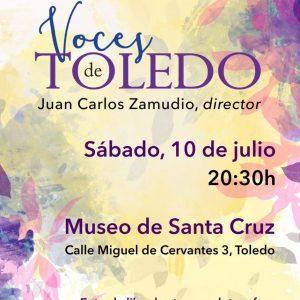 Concierto Coral Voces de Toledo