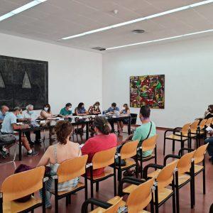 l Ayuntamiento intervendrá en la plaza del número 2 de la calle Río Alberche a propuesta del Consejo de Participación del Polígono