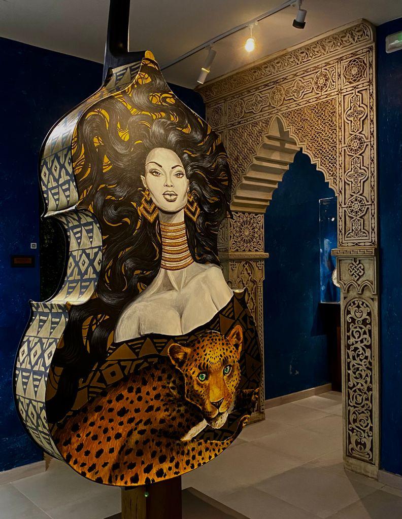 https://www.toledo.es/wp-content/uploads/2021/07/museo-cromatica.jpg. Actuación en el Museo Cromática: Ariel A., Roberto C. y Carlos S.
