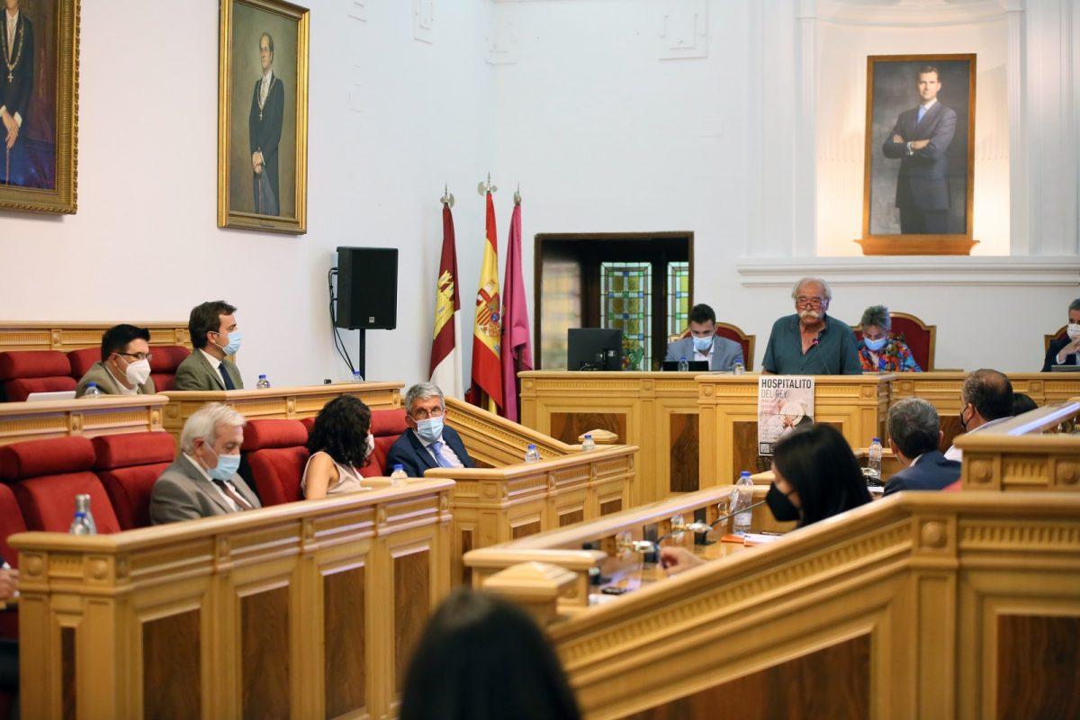https://www.toledo.es/wp-content/uploads/2021/07/pleno_municipal_7-1200x800.jpg. El Pleno del Ayuntamiento pide por unanimidad la apertura del Hospitalito del Rey para las personas mayores del Casco