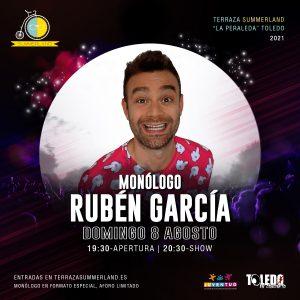 Monólogo Rubén García