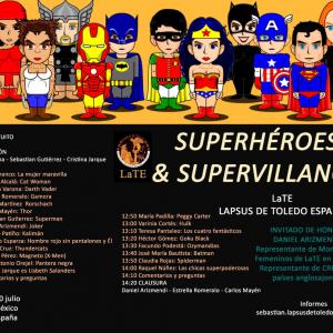Superhéroes y supervillanos