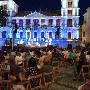 a V edición del Festival de Músicas del Mundo de Toledo culmina con gran éxito al son de los ritmos brasileños de Gafieira Miúda