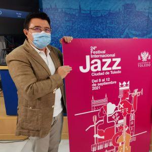 """a 24º edición del Festival Internacional de Jazz Ciudad de Toledo contará """"gran variedad y máxima calidad contrastada"""