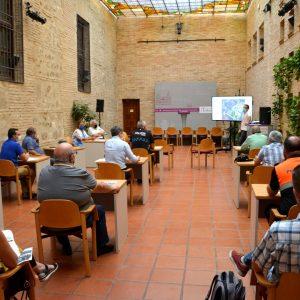 l Ayuntamiento celebra la reunión de coordinación de la Feria y Fiestas de agosto para garantizar un desarrollo seguro