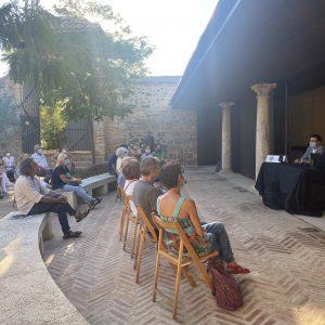 as cántigas de Alfonso X, protagonistas de la charla de apertura del 24 Festival Internacional de Jazz de Toledo