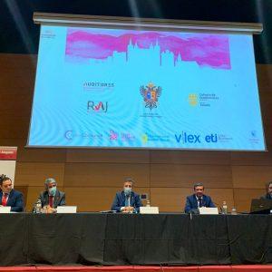 l Consistorio respalda el I Congreso de Derecho Mercantil y Concursal que hará de Toledo su sede permanente anual