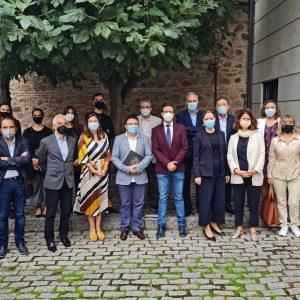 l Ayuntamiento y la UCLM, junto a la Escuela de Traductores, impulsan un congreso de traducción medieval para primavera
