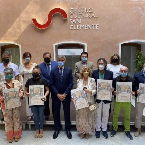l Centro Cultural San Clemente acoge la exposición 'Alfonso. Sabio de corazón' con motivo del VIII Centenario