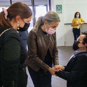 ilagros Tolón respalda la constitución, en Toledo, de la Plataforma Estatal de Personas con Discapacidad Intelectual