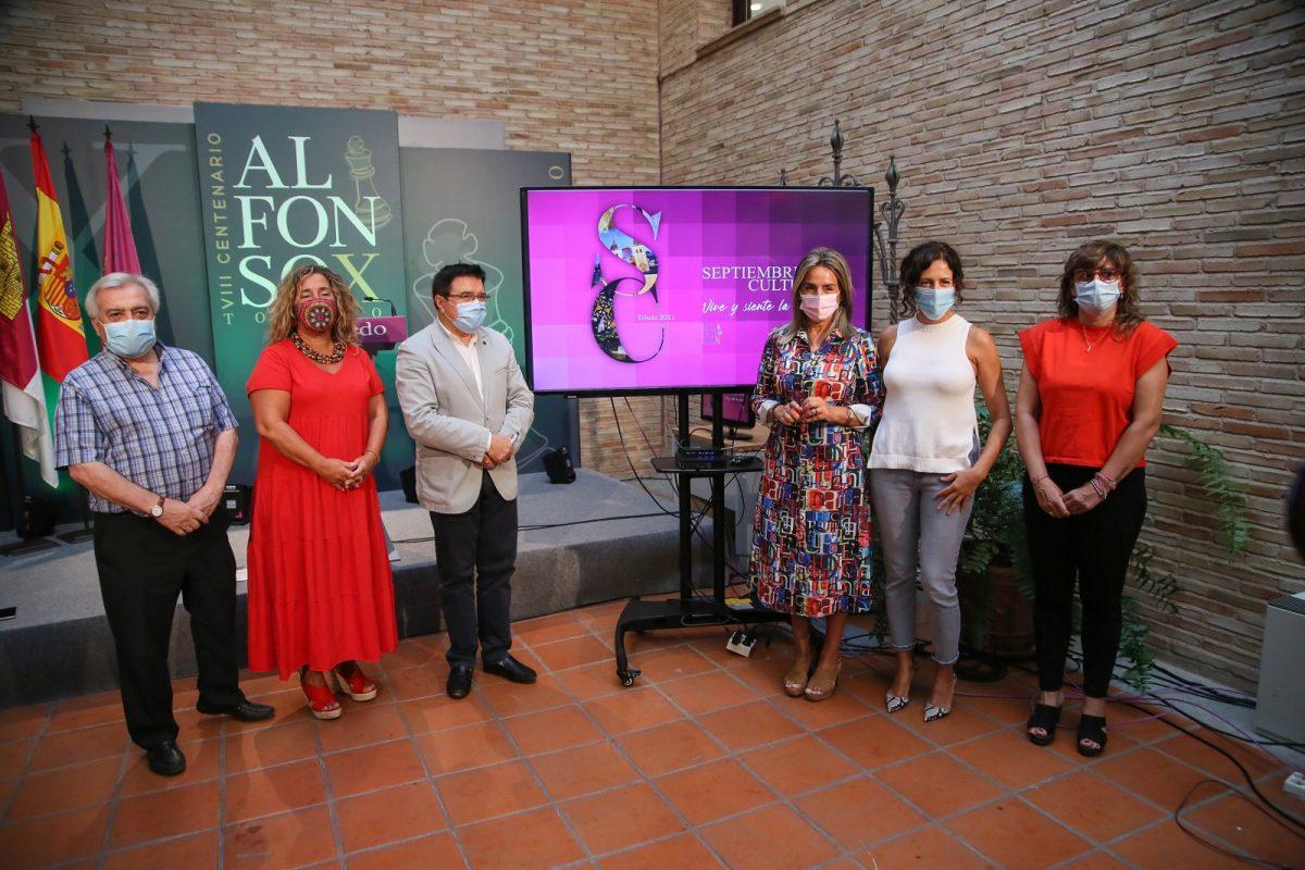 https://www.toledo.es/wp-content/uploads/2021/09/r_p_septiembre_cultural_6-1200x800.jpg. Danza, teatro, música y ciencia, protagonistas de la eclosión artística del Septiembre Cultural presentado por la alcaldesa