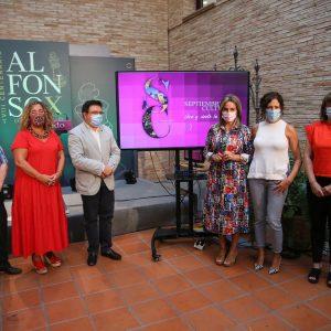anza, teatro, música y ciencia, protagonistas de la eclosión artística del Septiembre Cultural presentado por la alcaldesa