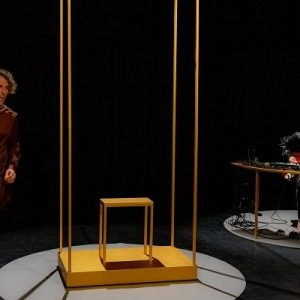 l teatro de Rojas se suma a la celebración del octavo centenario de Alfonso X el Sabio con un estreno nacional este viernes